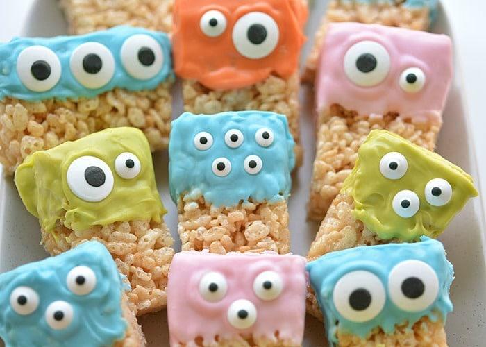 monster Rice Krispies