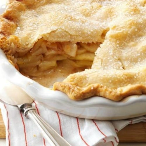 Easy Apple Pie - Favorite Apple Recipes