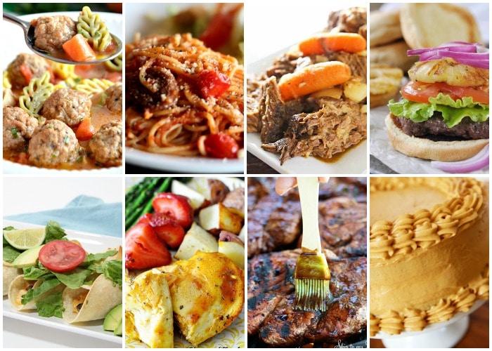 Weekly Menu Plan – Week 46 – Let's Eat!