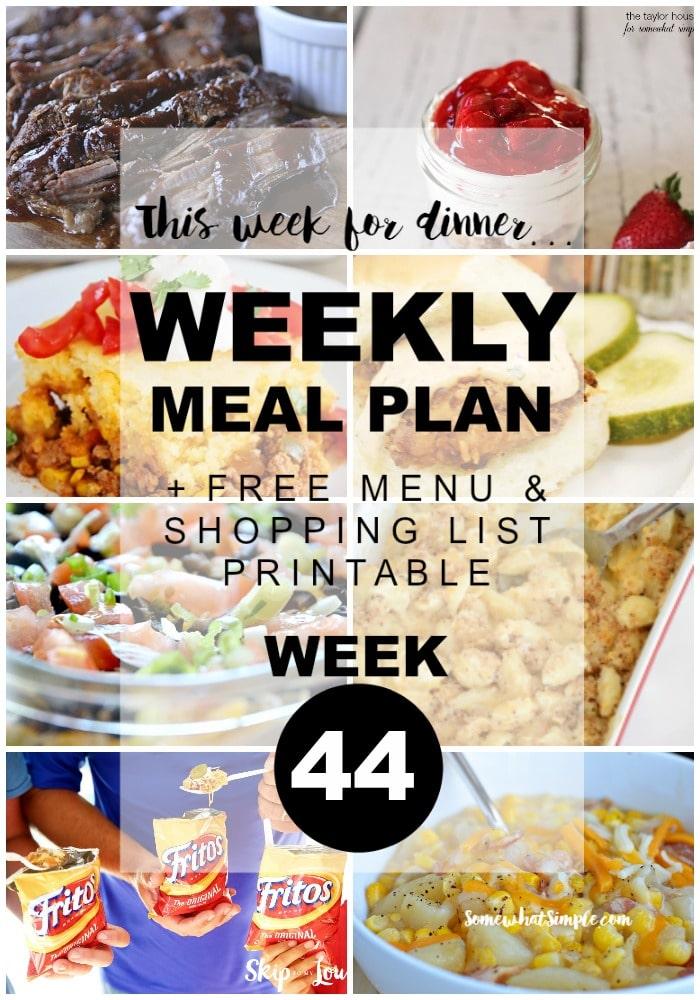 weekly-menu-plan-week-44