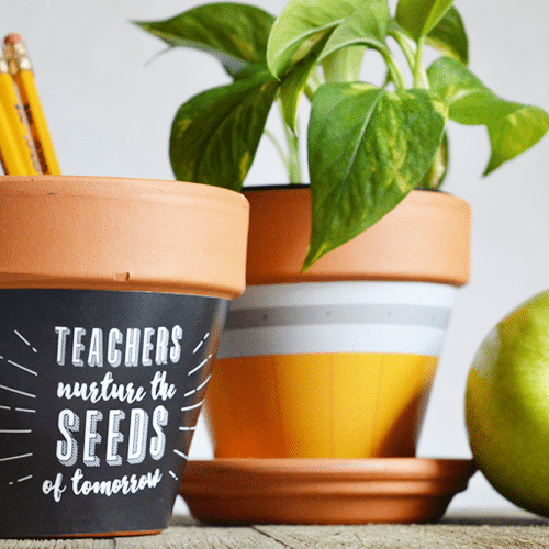 Back to School Teachers Gift