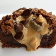 Peanut Butter Cup Brownies 1