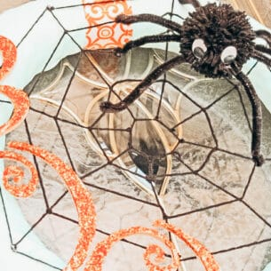 Spider Wreath Tutorial