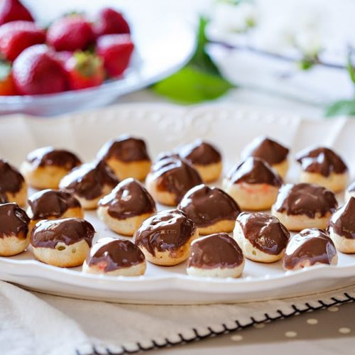 easy cream puff recipe