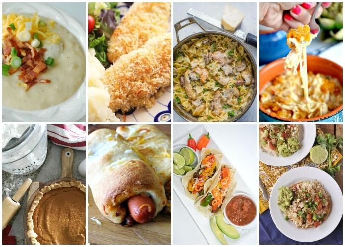 Weekly Menu Plan – Week 48 – Let's Eat!