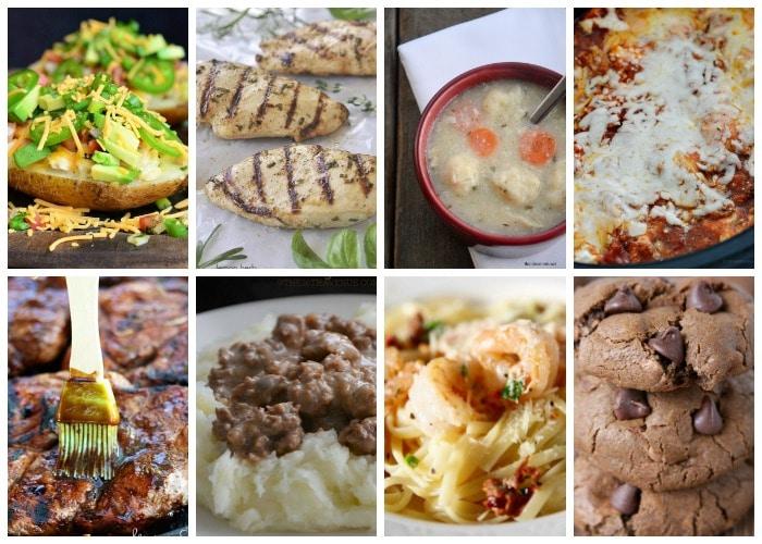 Weekly Menu Plan – Week 49 – Let's Eat!!