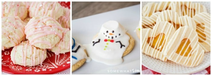 Easy Christmas Cookie Ideas