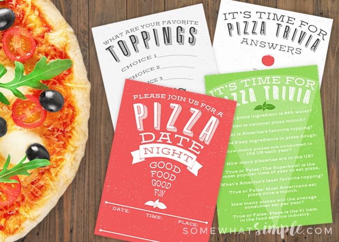 Pizza Date Night