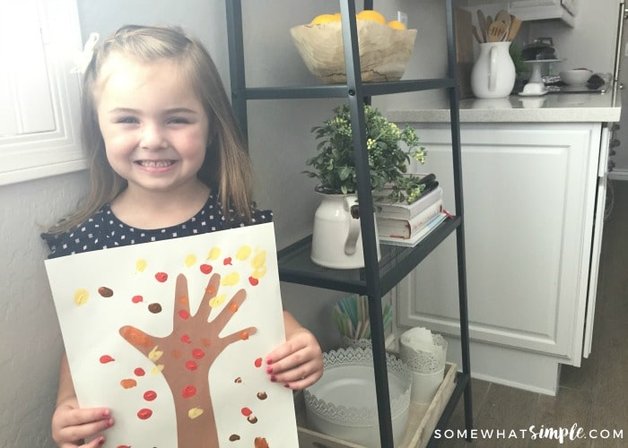 Preschool Fall Art