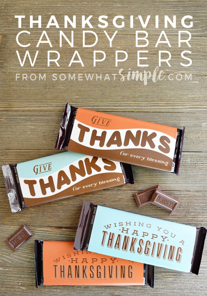 how to make candy bar wrappers