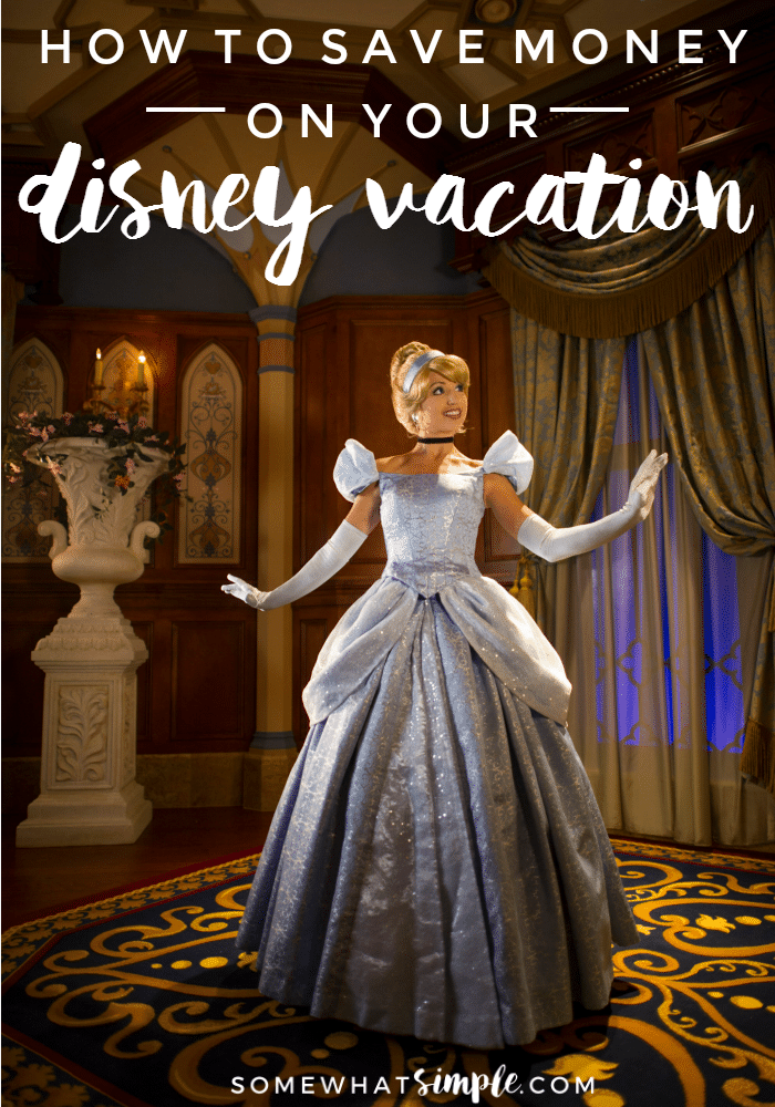 Disney may be the most magical place on earth, but it is also the most expensive. Here are some of our favorite ways to save money on a Disney vacation.