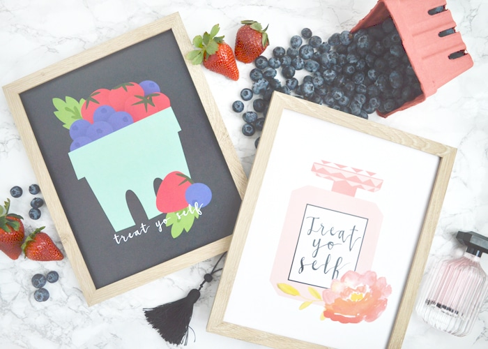Treat Yo Self Printables