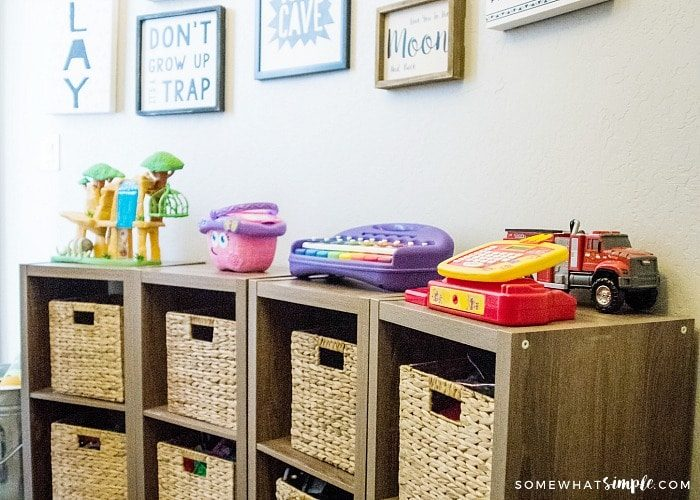 Playroom Under the Stairs – The Perfect Place to Play!
