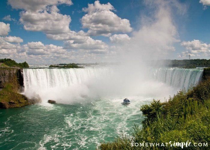 Niagara Falls – The Perfect Family Vacation