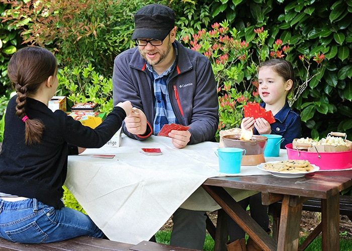 Outdoor Family Game Night – Great Ideas for an Awesome Night
