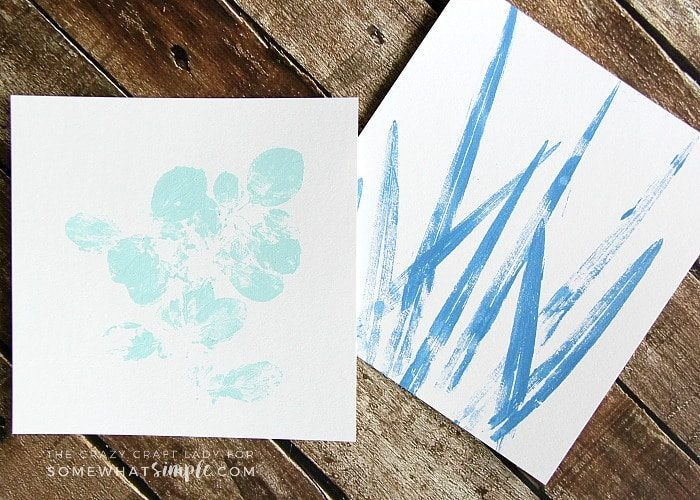 Painting with Leaves – Simple Summer Botanical Prints
