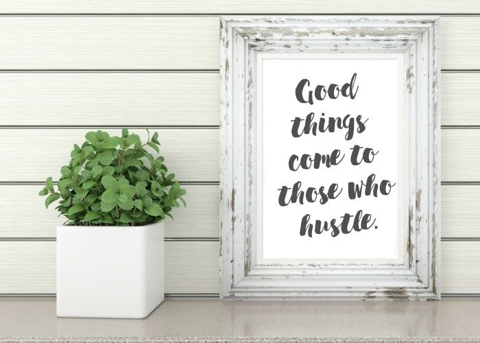 Best Office Quotes + Favorite Workspace Printables