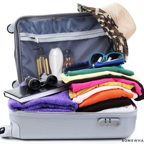 Packing Tips - Carryon Luggage