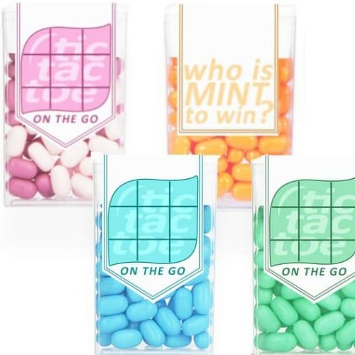 Road Trip Games - Tic Tac Toe