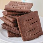 This homemade chocolate graham cracker recipe is way better than store-bought! They're so easy to make, and the perfect after-school snack!
