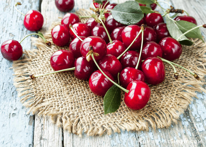 Cherry Pie Filling Recipe