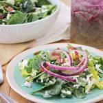 Summer Spinach Salad