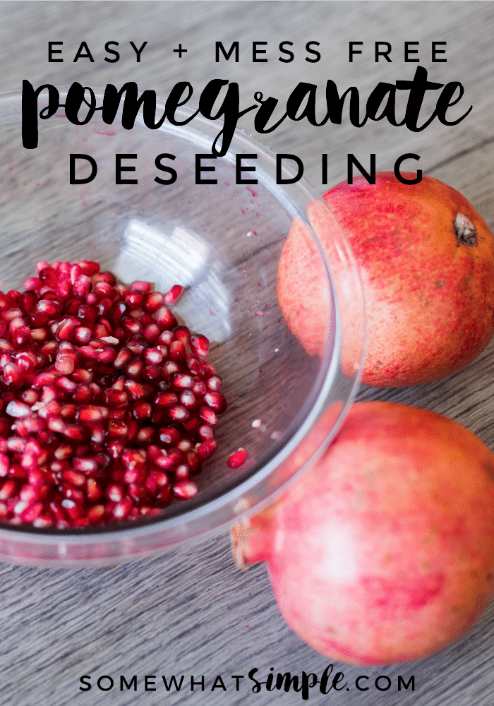 How To Open A Pomegranate - An Easy Kitchen Hack