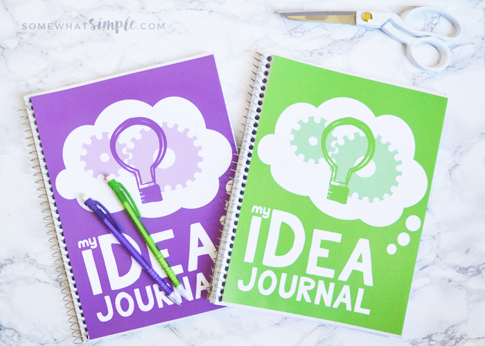 creative journal ideas