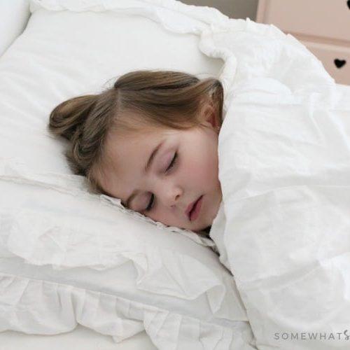 Nighttime Sleep Tips