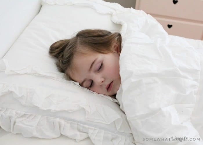 5 Tips for a Full Night of Sleep (Even with little ones!)