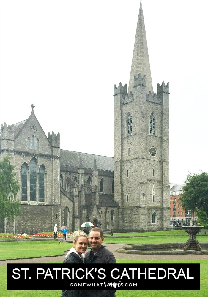 St Patricks Cathedral Ireland