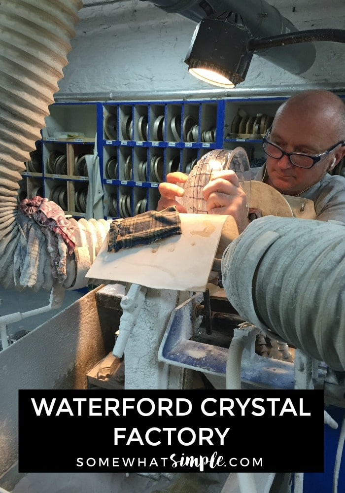 Waterford Crystal Factory Ireland