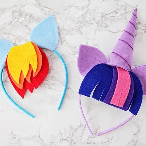 My Little Pony Headbands