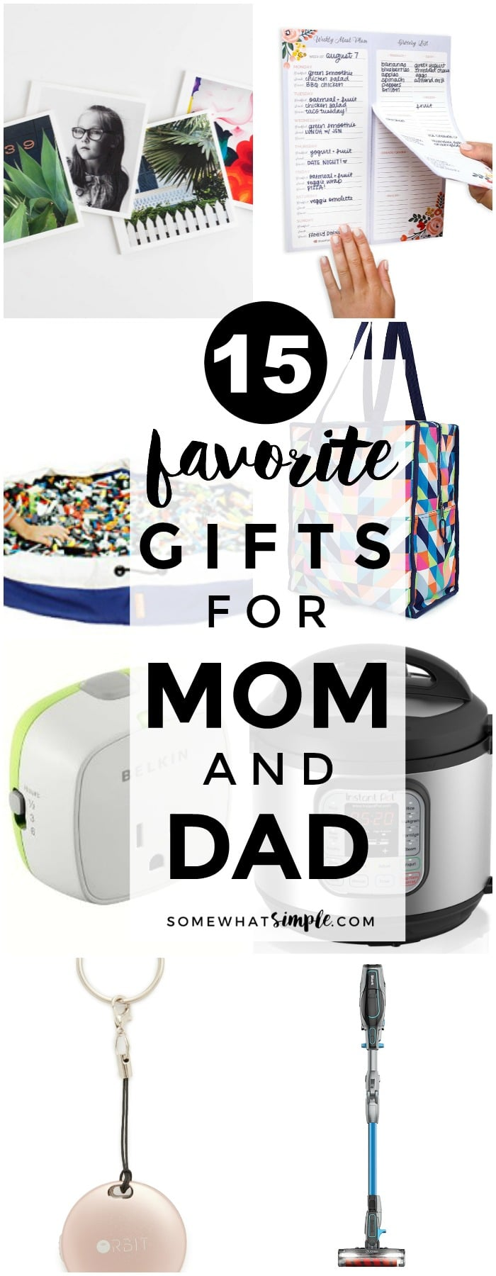 15 Favorite Gifts for Mom and Dad