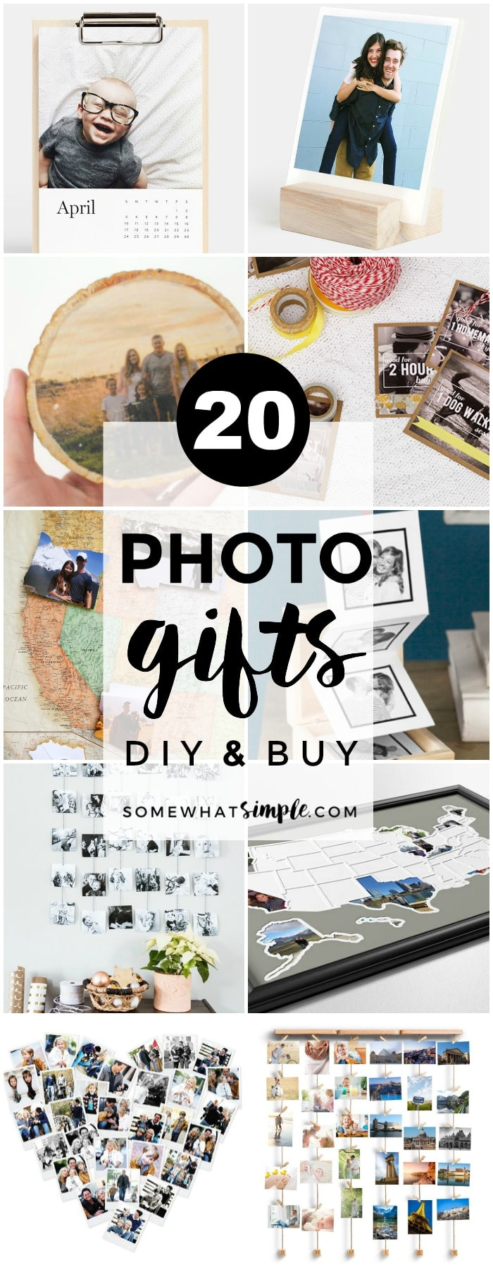 20 Favorite Photo Gifts