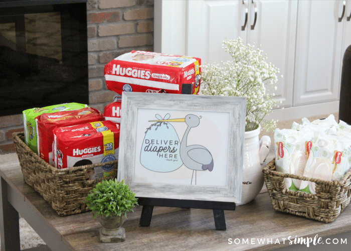 Diaper Drive Collections