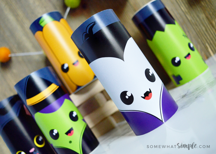 Toilet Paper Roll Crafts – Halloween Characters