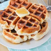 Biscuit Waffles