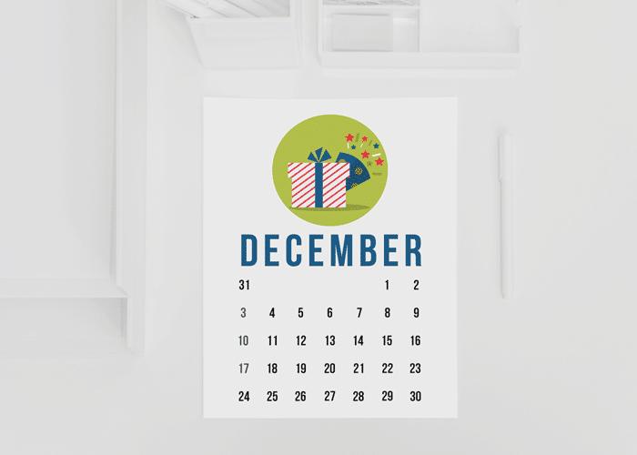 Protected: Calendar Printables