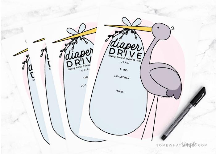 diaper drive free flier