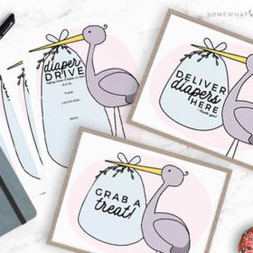 diaper drive printables main