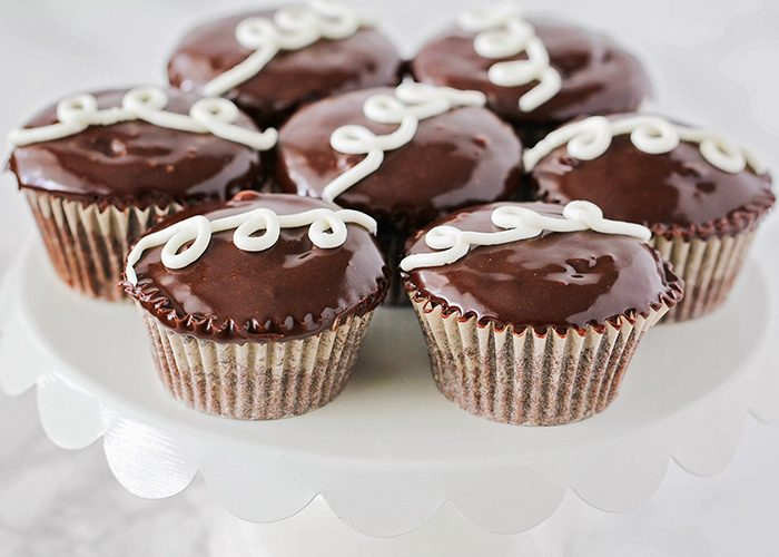 The Best Homemade Hostess Cupcakes