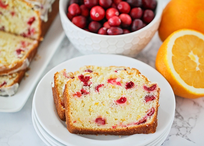 The Best Cranberry Orange Sweet Bread Recipe