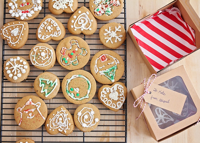 Cookie Decorating Party with Pampered Chef