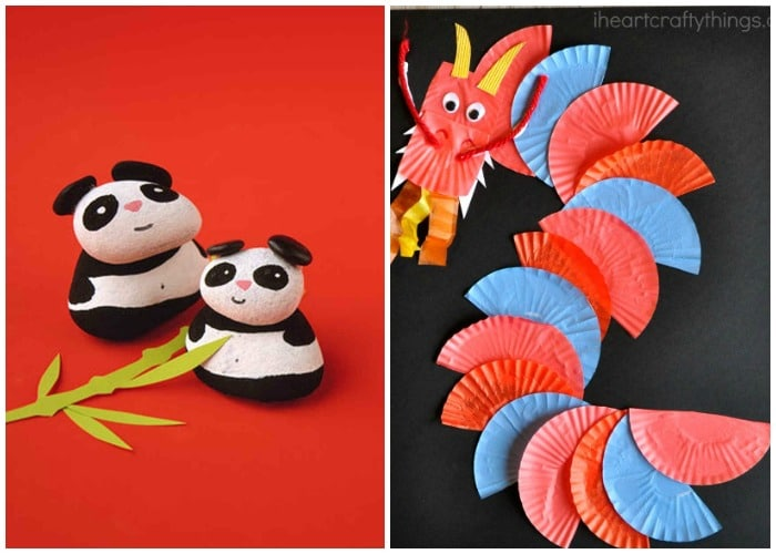 Chinese New Year Craft Ideas For Kids Part - 26: 15 Favorite Chinese New Year Crafts