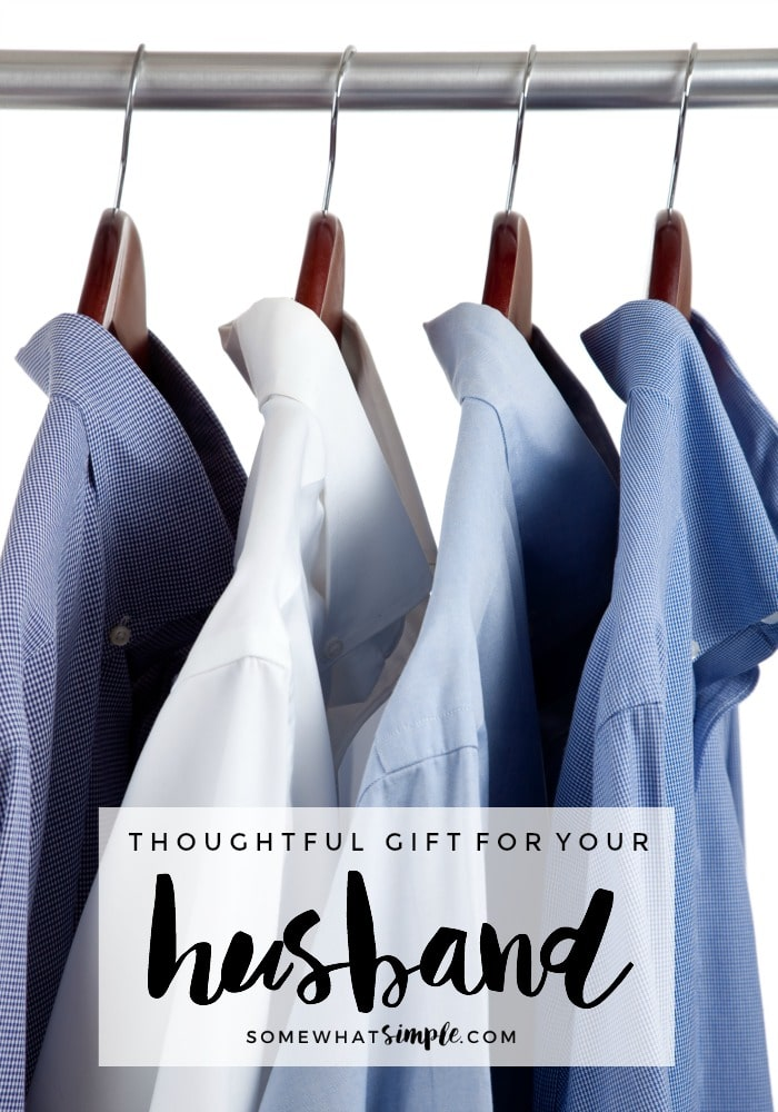 Finding the perfect gifts for guys can be frustrating and exhausting - especially for the guy who has everything! But this idea is not only easy to do, it is thoughtful and sweet and totally helpful! #giftguide #giftidea #fathersday #birthday #birthdaypresent #giftsfordad  via @somewhatsimple