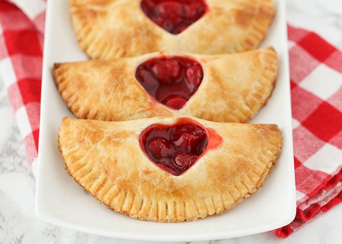 Cherry Hand Pies – Easy and Delicious!
