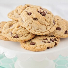 Big Fat Chewy Chocolate Chip Cookies