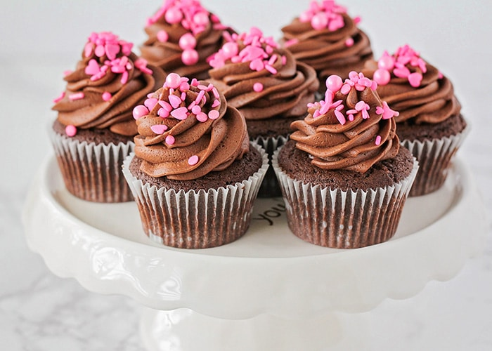 Chocolate Fudge Cupcakes – Easy and Delicious!