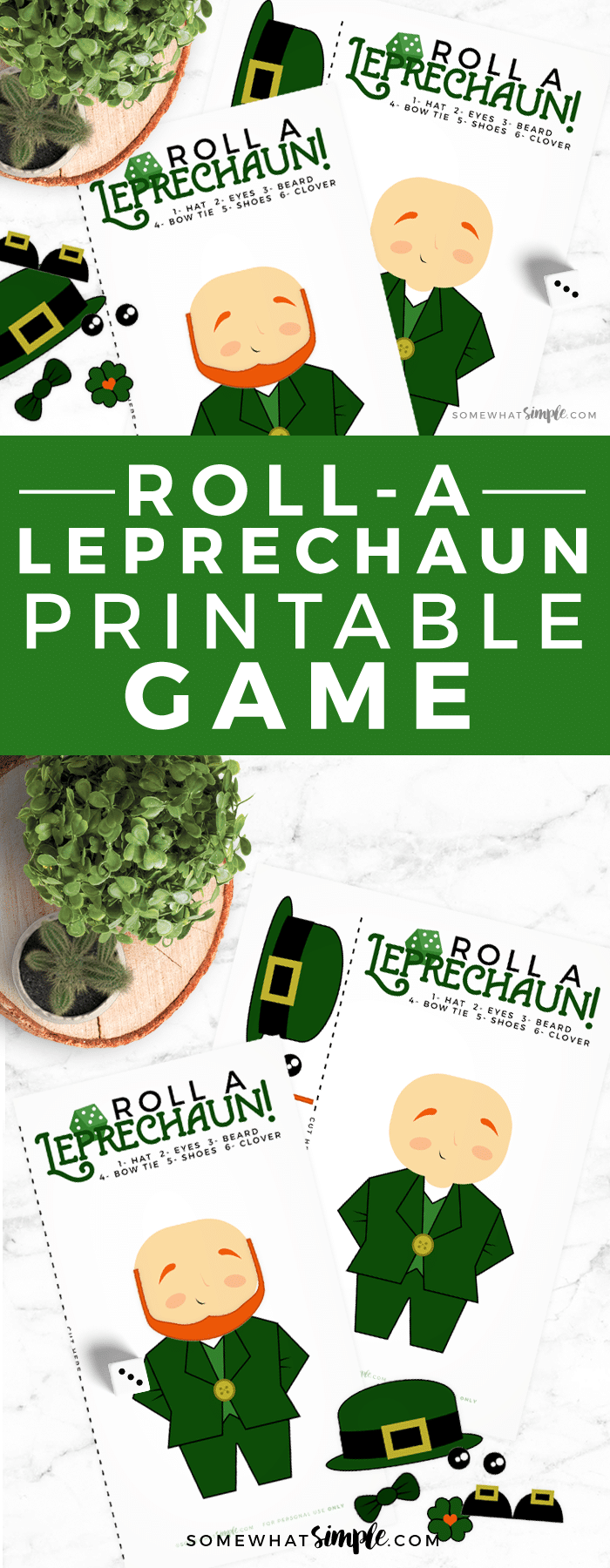 Leprechaun Game